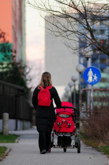 Familieansvar er, ifølge UPGEM-prosjektet, en av faktorene som bidrar til at kvinner forlater akademia. (Illustrasjonsfoto: www.colourbox.no)