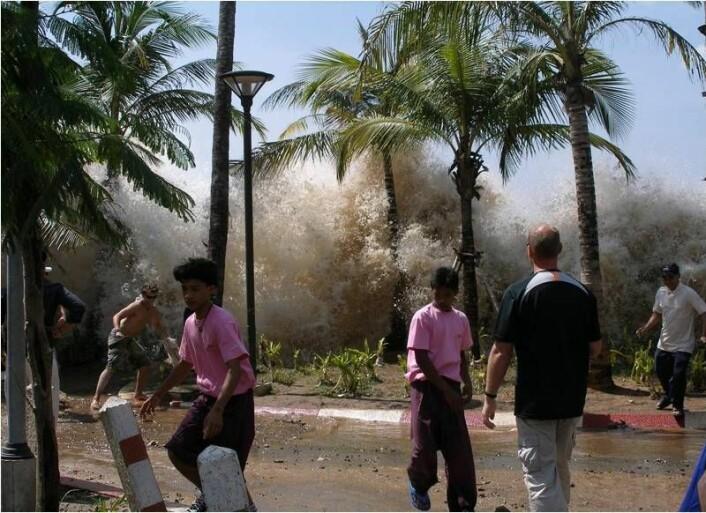 84 nordmenn omkom under tsunamien. For mange av dem som overlevde, har opplevelsen satt sterke spor. (Foto: David Rydevik)