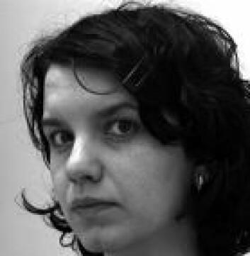 Petia Mankova (Foto: UiT)