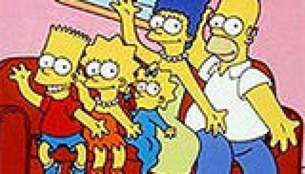 """Barnefavorittene Simpsons."""