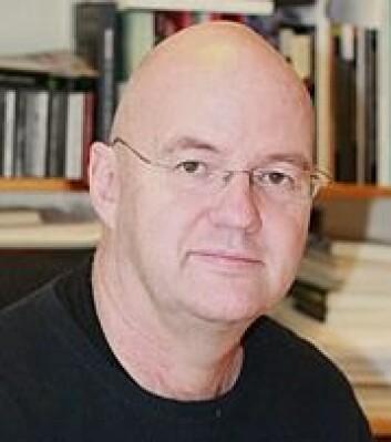 Professor Martin Eide.
