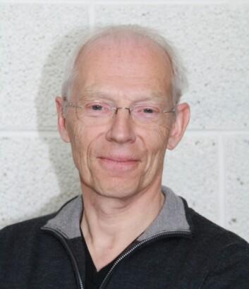 Professor Vidje Hansen. (Foto: Privat)