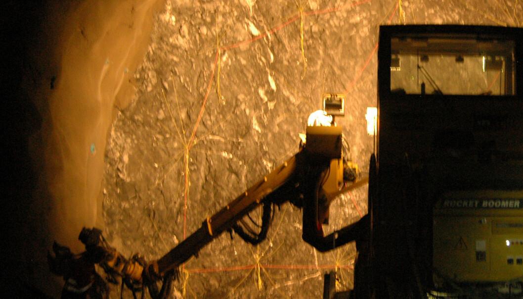 Overvåking holder tunnelen tett