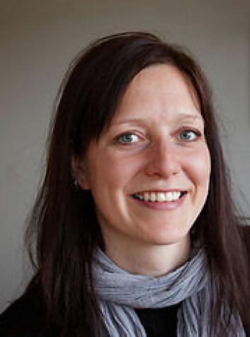Karoline Kjesrud (Foto: Annica Thomsson)
