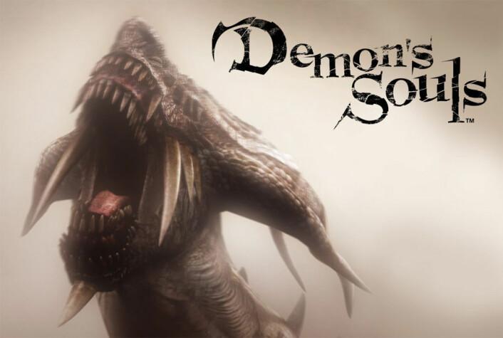 Dataspillet Demon's Souls er så djevelsk vanskelig at brukeren er nødt til å søke opplysninger på nettet. (Illustrasjon: demons-souls.com)