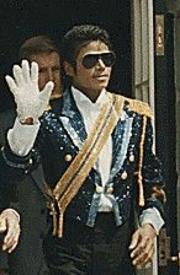 Michael Jackson i 1984. (Foto: National Archives and Records Administration/Wikimedia Commons, se lisens her)