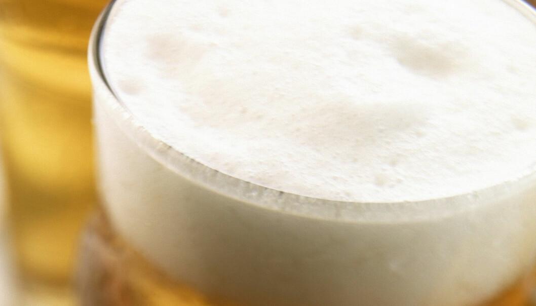Humlet øl er godt for skjelettet