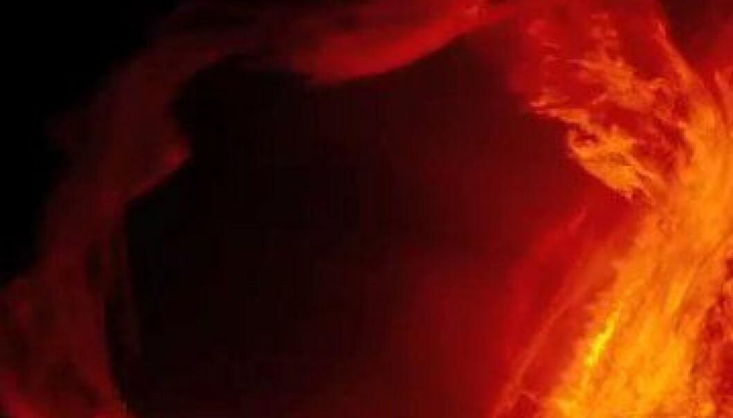 - Verdens beste bilder av sola