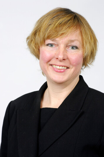 Ingeborg Rossow.