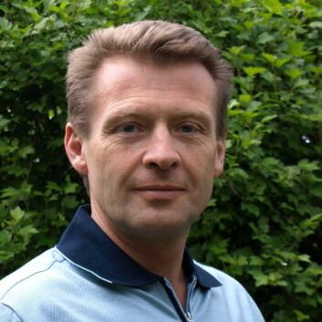 Morten Aarhus, administrerende direktør i Forbo Flooring AS. (Foto: Privat)