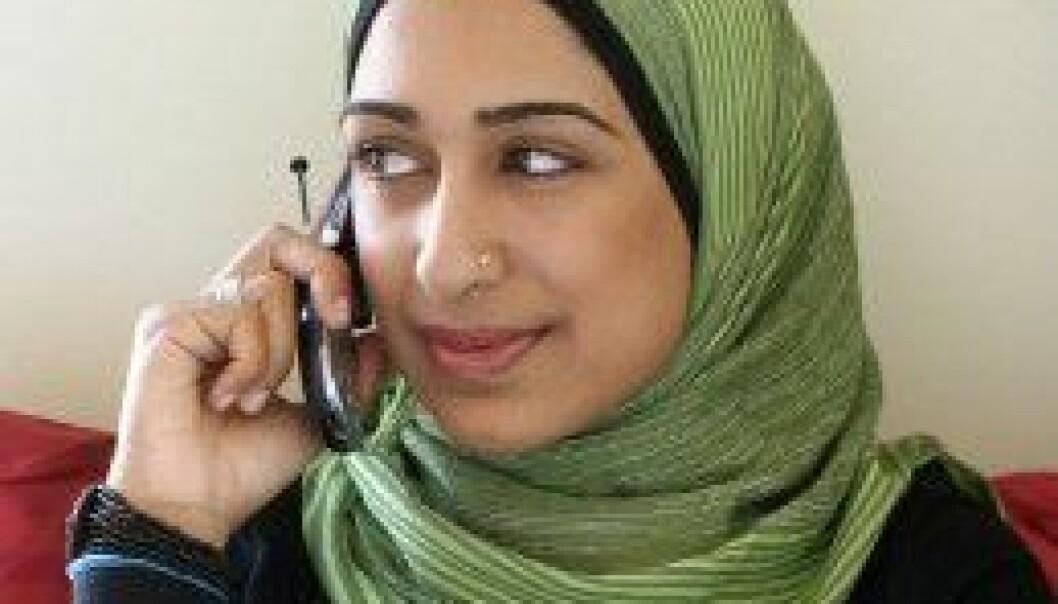 Askepott i hijab