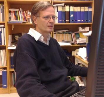 Knut Ingar Westeren. (Foto: Bjørnar Leknes)