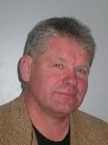 Prosjektleder Odd E. Havik.