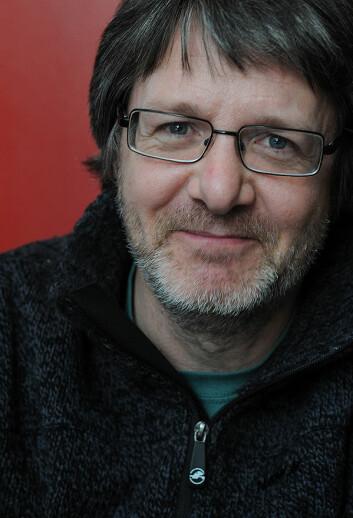 Colin Charnock. (Foto: Christine Gulbrandsen)