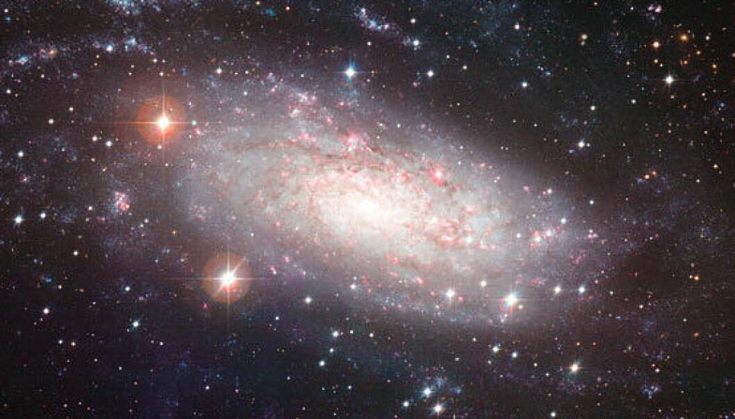Informasjon i kosmiske mengder