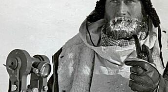 Dramatisk ekspedisjon til Antarktis