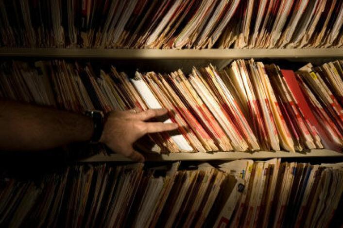 Forskere som jukses kan bli drevet av et ønske om å få artikler på trykk i elitetidsskrifter med høy prestisje. (Foto: iStockphoto)