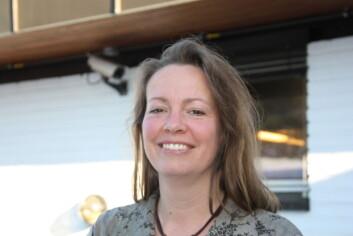 Regine Andersen. Foto: Karin Totland