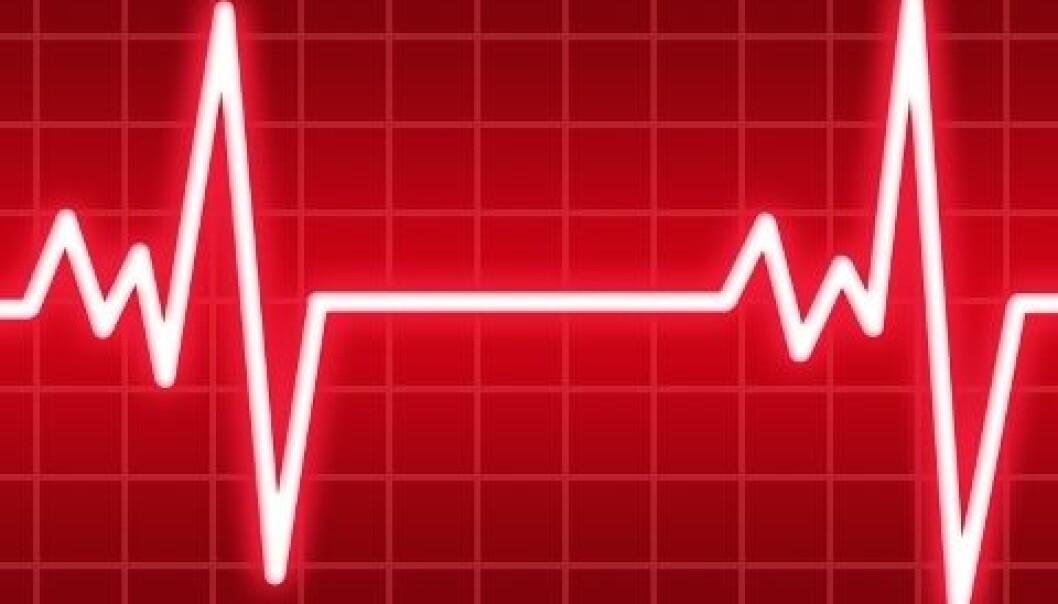 Når hjertet svikter