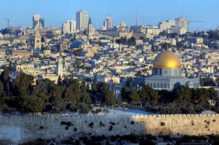 """""""Forskerne mener Israel er perfekt for å studere folks andrespråklige ferdigheter, fordi befolkningen består av så mange ulike grupperinger. (Illustrasjonsfoto: iStockphoto)"""""""