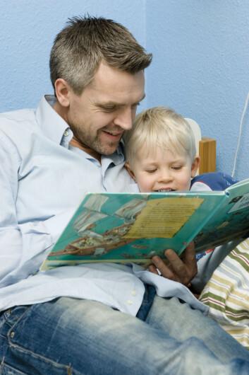 Foreldrekurs minsker risikoen for utvikling av adferdsvansker hos barn. (Illustrasjonsfoto: www.colourbox.no)