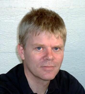 """""""Geologiprofessor Morten Hald."""""""