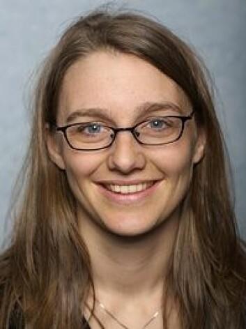 Anette Kocbach Bøling har forsket på svevestøv fra vedfyring og veitrafikk.