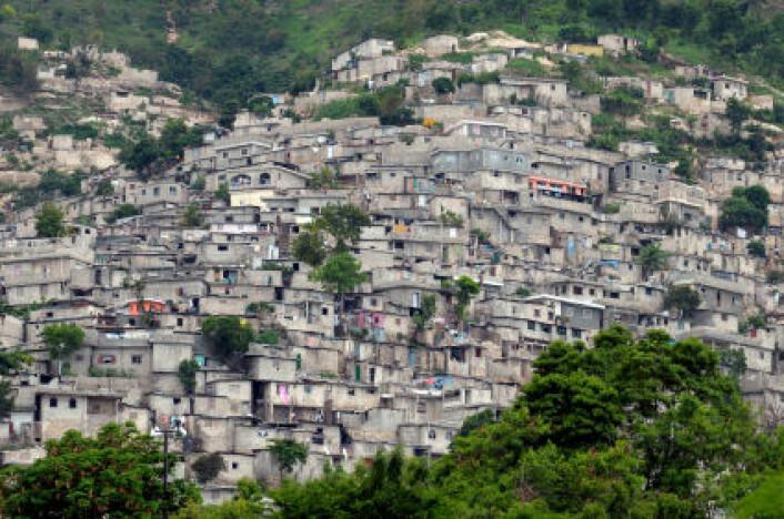 """""""Haiti er det fattigste landet på den vestlige halvkule og rundt 80 prosent av befolkningen lever under fattigdomsgrensen. (Foto: iStockphoto)"""""""