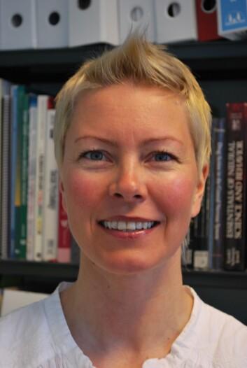Forsker, Charlotte Reedtz ved Regionalt Kunnskapssenter for barn og unge, Nord ved Universitetet i Tromsø.