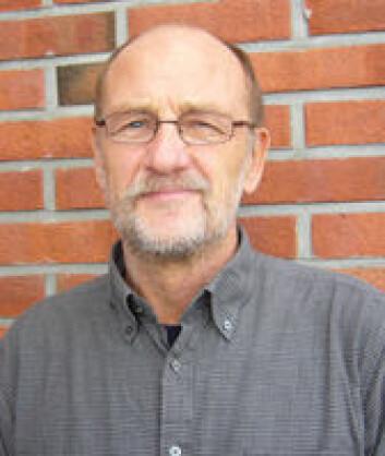 Førstelektor Knut Roar Engh ved Høgskolen i Vestfold (Foto: HVE)