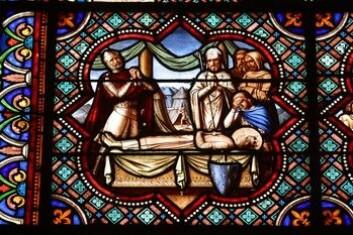 """""""Nyere teologi legger vekt på livet før døden."""""""