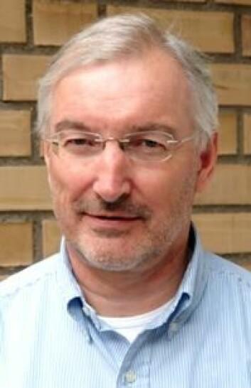 Professor Lars Engebretsen