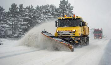 Bruk heller veimidler på måking framfor mer snøskredsikring, råder forskere. (Foto: Shutterstock)