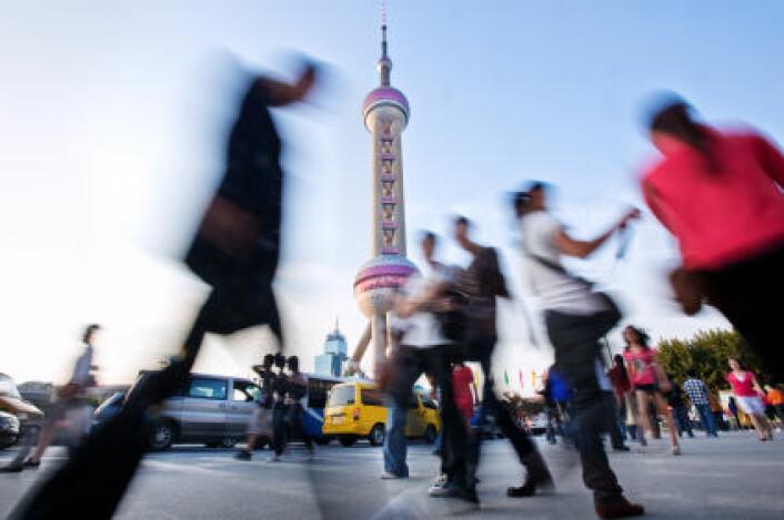 """""""Lederen for Kinaprogrammet sier årets fredsprisvinner kan forsterke inntrykket mange kinesere har av at vesten bruker menneskerettighetsfokuset for å holde Kina nede. (Illustrasjonsfoto: iStockphoto)"""""""