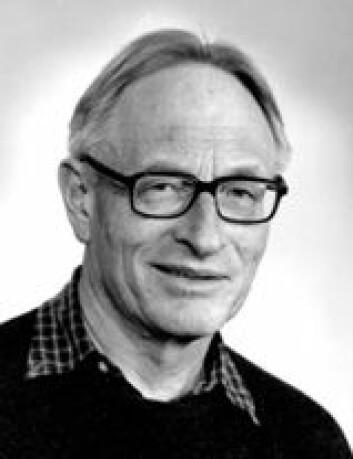 Lars Walløe, portrett (Foto: UiO)
