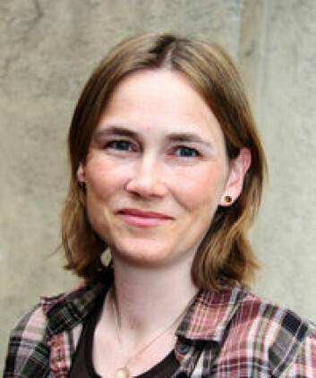 Britt Gjerset.