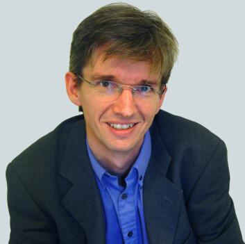 Administrerende direktør Paul Chaffey i NHO-organisasjonen Abelia. (Foto:Abelia)