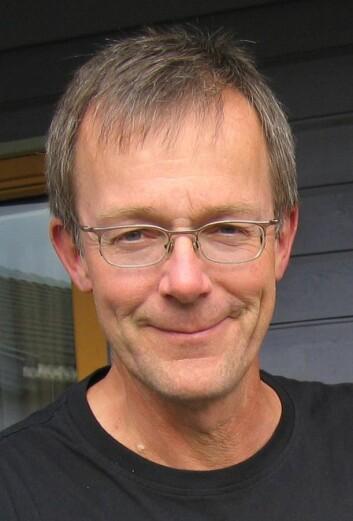 Arne Melchior har forsket på forskjellen mellom fattige og rike land. (Foto: Privat)