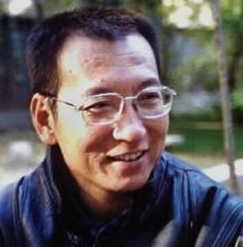 """""""Vinneren av årets Nobels fredspris, Liu Xiaobo, sitter fengslet i Kina for undergravende virksomhet mot landets myndigheter. (Foto: VOA/Wikimedia Commons)"""""""