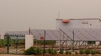 Bakgrunn: Solceller splittet landsby