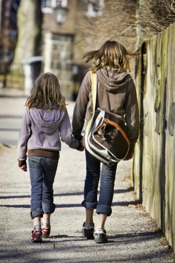 Skole, barnehageansatte og barnevernet må opparbeide tillit til hverandre for sammen å kunne hjelpe barn som trenger det i tide. (Foto: SIRUS)