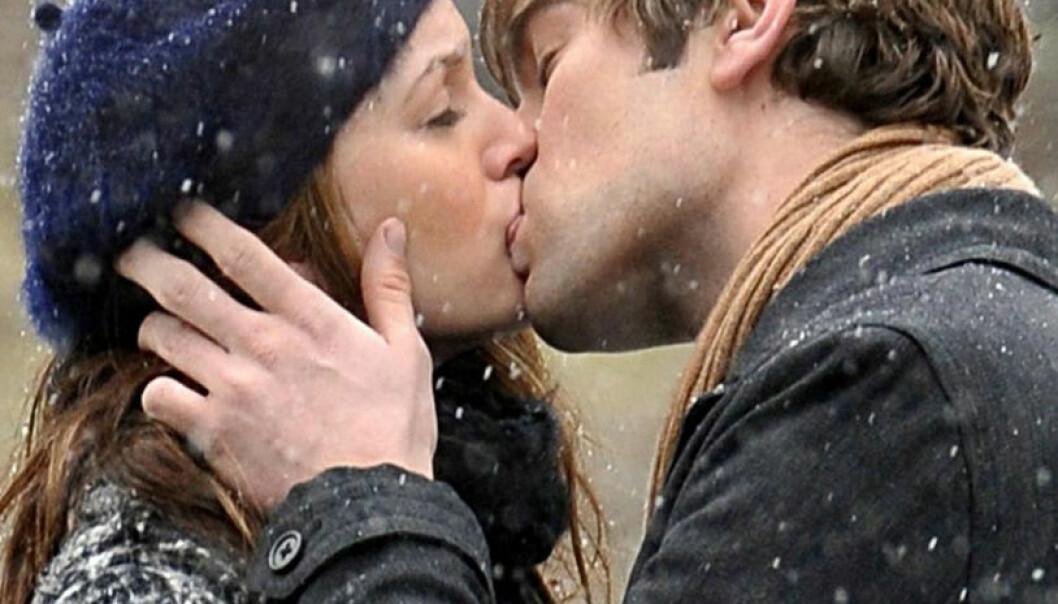 Alle husker sitt første kyss... (Foto: Photos.com)