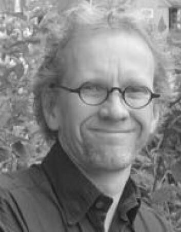 Ole Georg Moseng. (Foto: UiO)