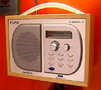 """Enkel digital bordradio"""