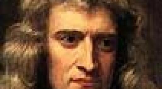 Newton og romantikerne