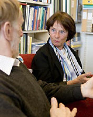 """""""-Studiet av parallelle oversettelser har gitt oss ny innsikt, sier Cathrine Fabricius Hansen"""""""
