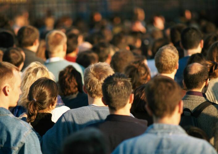 """""""FN spår at verdens befolkning kommer til å øke fra dagens 7.8 milliarder til 9 milliarder innen 2050. Den kraftigste økningen vil vi få i utviklingsland. (Illustrasjonsfoto: www.colourbox.no)"""""""
