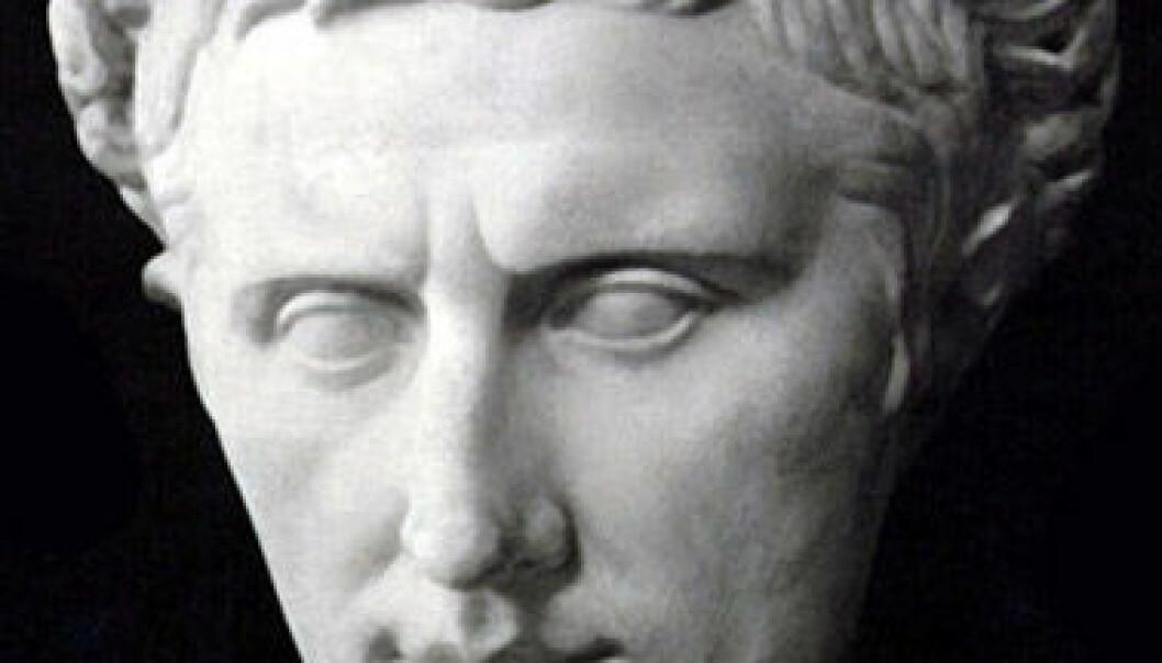 Byste av keiser Augustus, på utstilling i Musei Capitolini (Roma). (Foto: Wikimedia Commons, se lisens her)