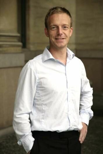 Gert Martin Hald, førsteamanuensisi psykologi ved Københavns Universitet.