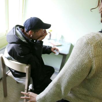 """""""Stortingets helse- og omsorgskomité har presset på i mange år for å få utredet forholdene rundt bruk av tvang i psykiatri. (Illustrasjonsfoto: www.colourbox.no)"""""""